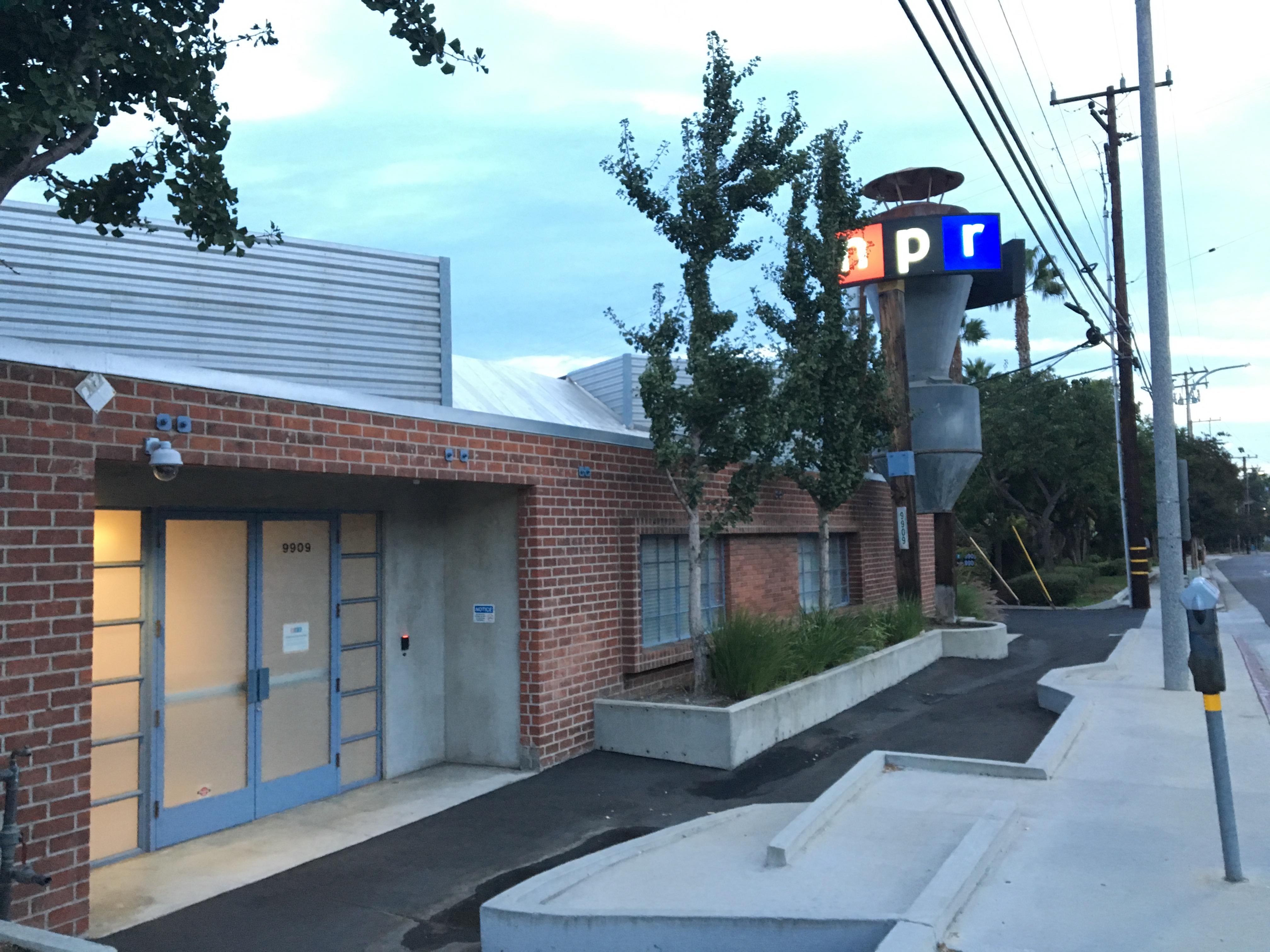 NPR West, Culver City, CA