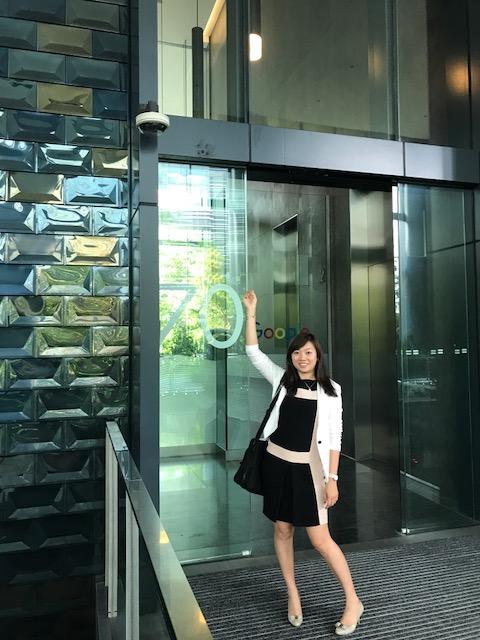 Hi tech company offices, Singapore