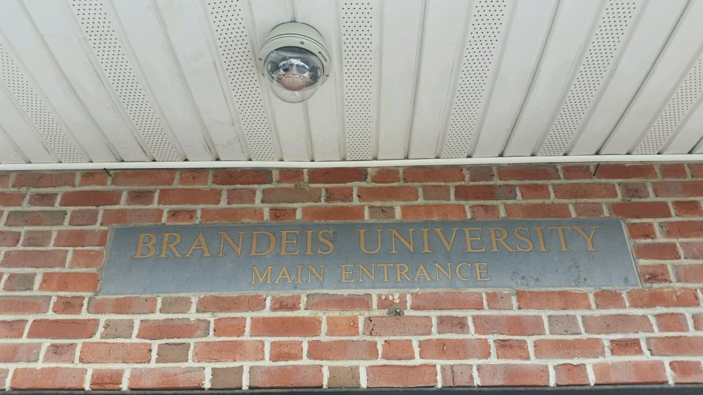 Brandeis University, Waltham, MA