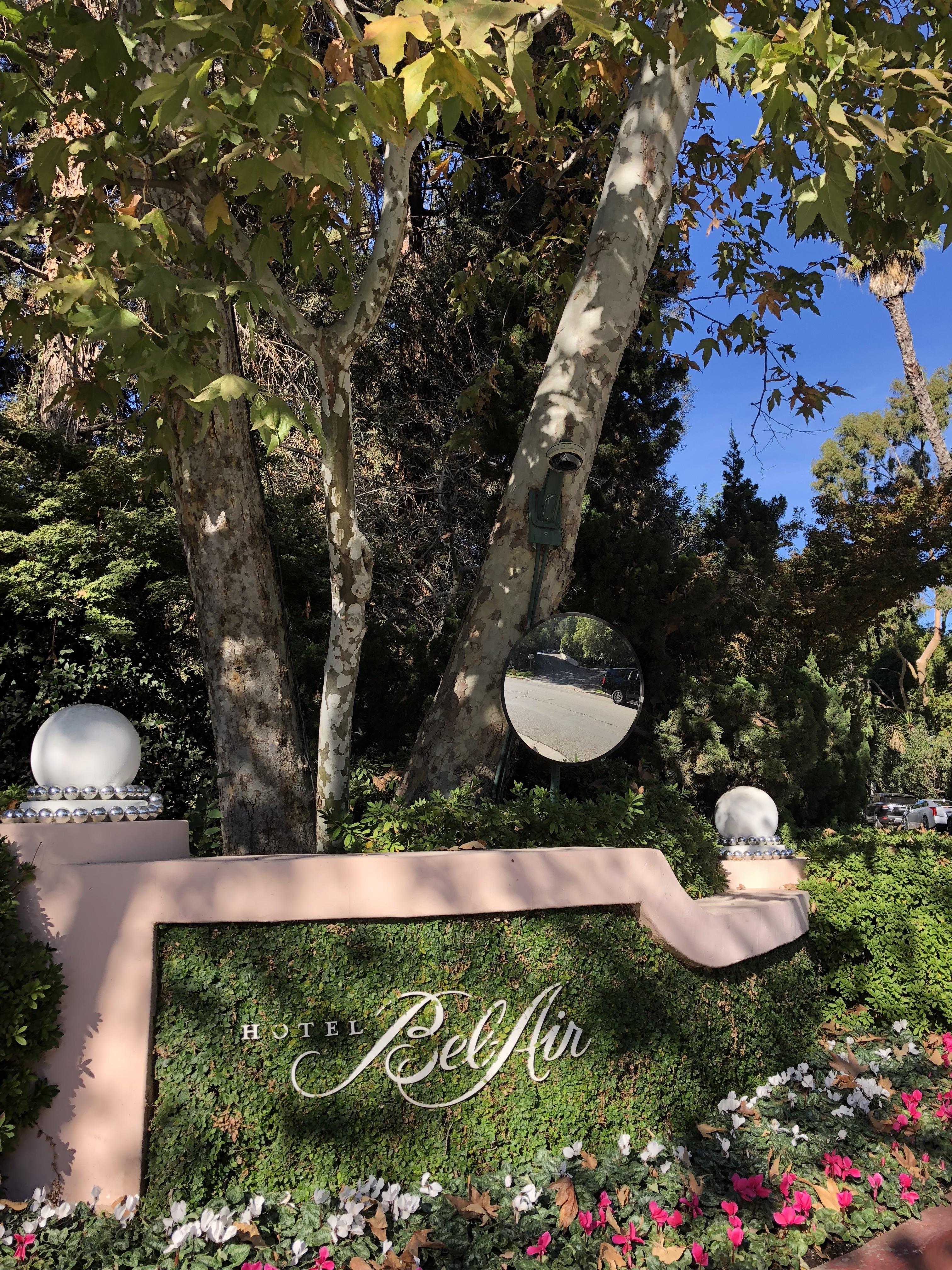 Hotel Bel-Air, Los Angeles, CA